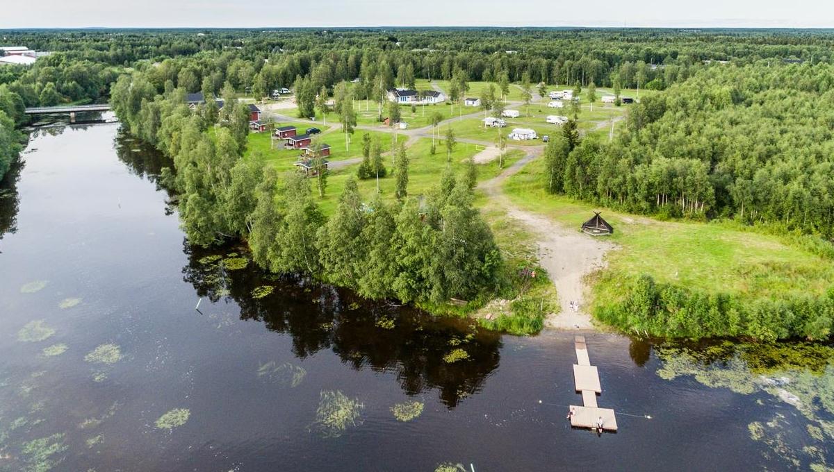 Tornio Leirintäalue